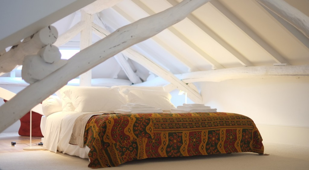 Attic Loft Malmerendas Boutique Lodging